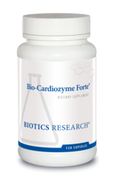 Biotics Research Bio Cardiozyme Forte 120 Tablets