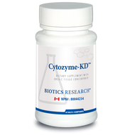 Biotics Research Cytozyme KD 60 Tablets