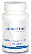 Biotics Research Gammonol Forte 180 Tablets