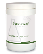 Biotics Research NitroGreens 240 Grams