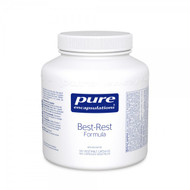 Pure Encapsulations Best Rest Formula 120 Veg Capsules