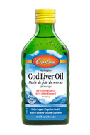 Carlson Norwegian Cod Liver Oil 250 ml