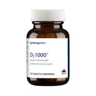 Metagenics D3 1000 - 120 Tablets