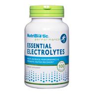 NutriBiotic Essential Electrolytes 100 Capsules