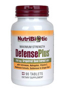 NutriBiotic Defense Plus 250 mg GSE 90 Tablets