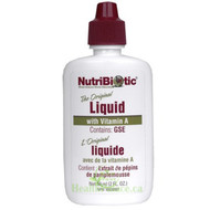 NutriBiotic Concentrate GSE Extract 2 Oz