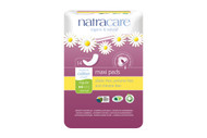 NatraCare Natural Maxi Pad Regular 14 Per Package