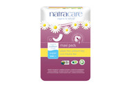 NatraCare Natural Maxi Pad Super 12 Per Package