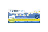 NatraCare Organic Regular Applicator Tampons 16 Per Package