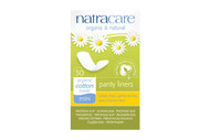 NatraCare Mini Panty Liners 30 Per Package