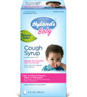 Hylands Baby Cough Syrup 4 Oz