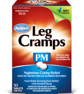 Hylands Leg Cramps PM 50 Tablets