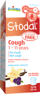 Boiron Stodal Children Cough Syrup Sugar Free -125 ml