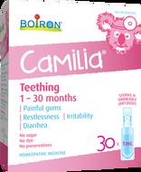 Boiron Camilia Baby Teething 30 Doses