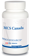 Biotics Research MCS 2 - 90 Capsules