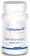 Biotics Research Cytozyme-M (Male) 60 Tablets