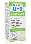 Homeocan Kids 0­9 Cough & Cold Syrup 100 Ml