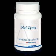 Biotics Research Nef Zyme 180 Tablets