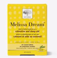 New Nordic Melissa Dream 60 Tablets