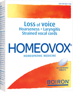 Boiron Homeovox 60 Tablets