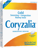 Boiron Coryzalia 60 Tablets