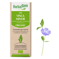 HerbalGem Gemmotherapy G89 Vinca Minor 50 Ml