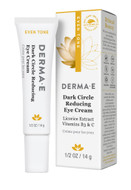 Derma e Dark Circle Reducing Eye Cream 14 Grams