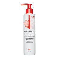 Derma e  Vitamin A Cleanser 175 ml