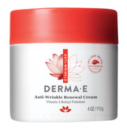 Derma e Anti-Wrinkle Renewal Cream 113 Grams
