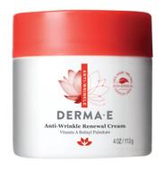 Derma e Anti-Wrinkle Renewal Cream 113 Grams