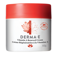 Derma e Vitamin A Renewal Cream 113 Grams
