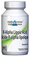 Alpha Science R-Alpha Lipoic Acid 60 Capsules