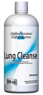 Alpha Science Lung Cleanse 500 ml