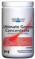 Alpha Science Ultimate Greens 360 Grams