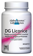 Alpha Science DG Licorice 90 Capsules