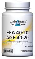 Alpha Science EFA 40:20 - 90 Capsules