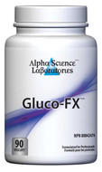 Alpha Science Gluco-FX 90 Capsules