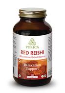 Purica Red Reishi 120 Veg Capsules