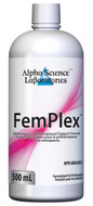 Alpha Science FemPlex 500 ml120 ml