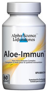 Alpha Science Aloe-Immun 60 Capsules
