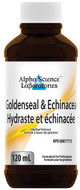 Alpha Science Goldenseal & Echinacea 120 ml