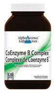 Alpha Science CoEnzyme B Complex 120 Capsules