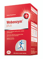Douglas Laboratories Wobenzym Plus 480 Tablets