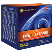 Knowledge Products 30 Day Bowel Cleanse Kit