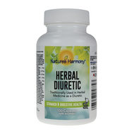 Nature's Harmony Herbal Diuretic 100 Capsules