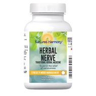 Nature's Harmony Herbal Nerve 100 Tablets