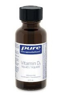 Pure Encapsulations Vitamin D3 liquid 22.5 Ml