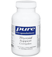 Pure Encapsulations Thyroid Support Complex 60 Capsules