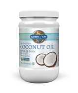 Garden of Life Raw Extra Virgin Coconut Oil 414 ML