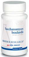 Biotics Research Saccharomyces boulardii 60 Capsules